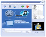 Opell Video to iPod PSP 3GP MP4 Zune AppleTV iPhone Converter screenshot